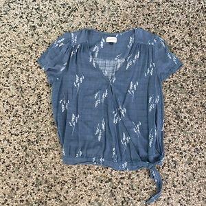 Universal thread blouse